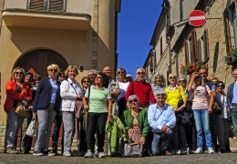 Visita guidata 5.VI.2016 Offida e La Sentina