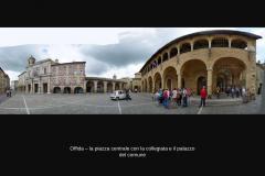 OFFIDA Piazza centrale