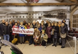 Visita guidata Pesaro 20 XI 2016