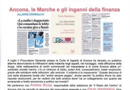 """""""ANCONA INCONTRA"""" Maddalena 6.10.2016"""