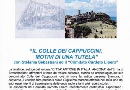 'ANCONA INCONTRA' Stefania Sebastiani 16.3.17
