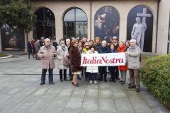 visita a  Forlì 11.3.2018