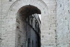 Porta città storica