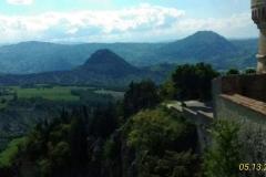 dalla Rocca di San Leo