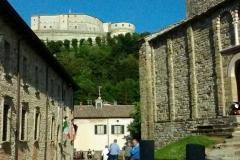 Rocca dal centro paese