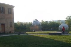 Villa Balì planetario