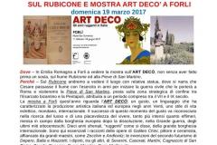 """Forlì - Mostra """"Art Deco"""""""