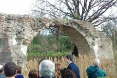 Ponte romano sul Rubicone