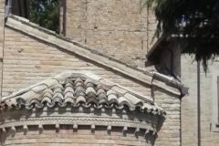 particolare di S.Maria in Acquedotto